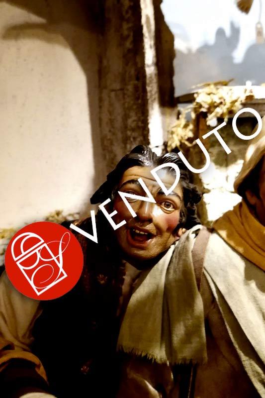 087 Pastore della meraviglia - h 30 cm