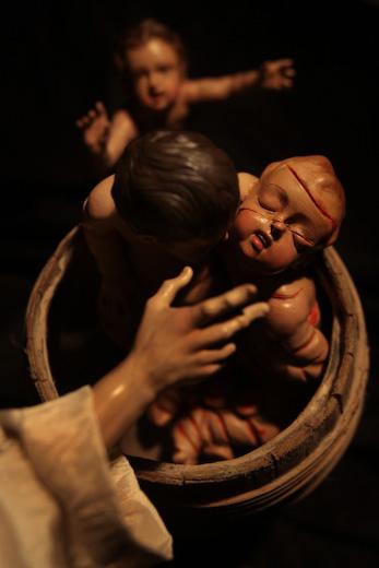 San Nicola Resuscita I Bambini