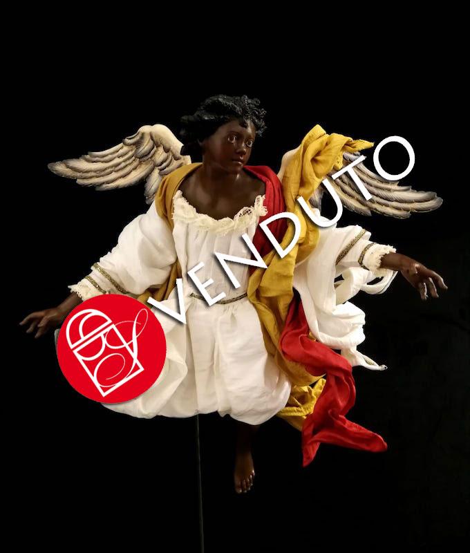 0169 - Angelo moro - h 30cm