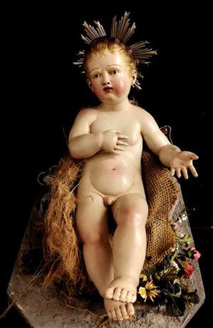 0207 Bambino arte sacra