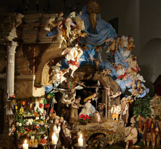 Nativita Presepe Del Don