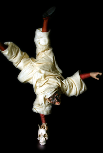 Pulcinella made by La Scarabattola Naples