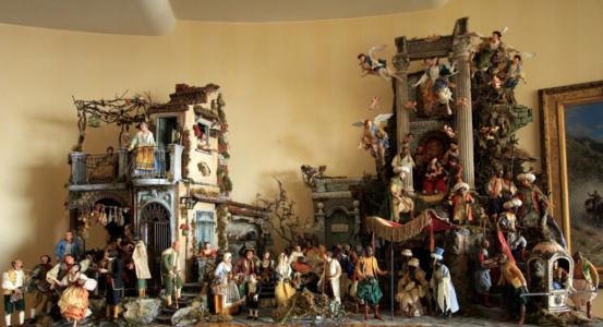 Presepe Collezione Privata Napoli